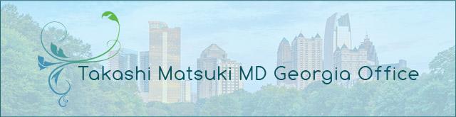 Takashi Matsuki MD Georgia Clinic
